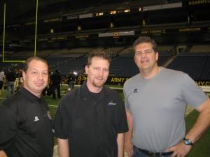 Jeremy Treatman, Philip Nelson & Mike Golic (Mike & Mike)