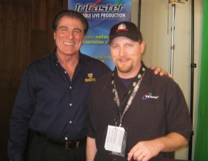 Vince Papale (Philadelphia Eagles/Invincible) & Philip Nelson